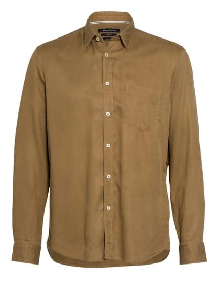 Marc O'Polo Hemd Regular Fit, Farbe: HELLBRAUN (Bild 1)