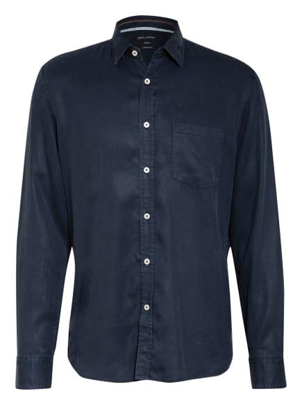 Marc O'Polo Hemd Regular Fit, Farbe: DUNKELBLAU (Bild 1)
