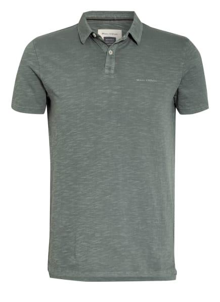 Marc O'Polo Poloshirt Shaped Fit, Farbe: HELLGRÜN (Bild 1)