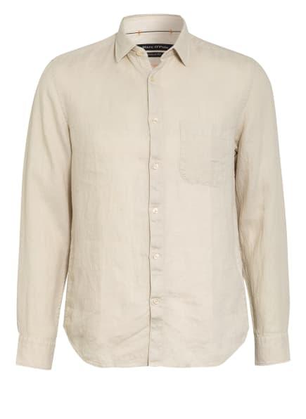 Marc O'Polo Leinenhemd Regular Fit, Farbe: CREME (Bild 1)