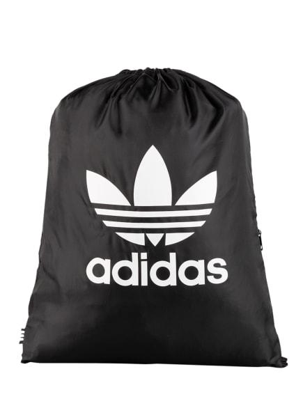 adidas Originals Sportbeutel TREFOIL, Farbe: SCHWARZ (Bild 1)