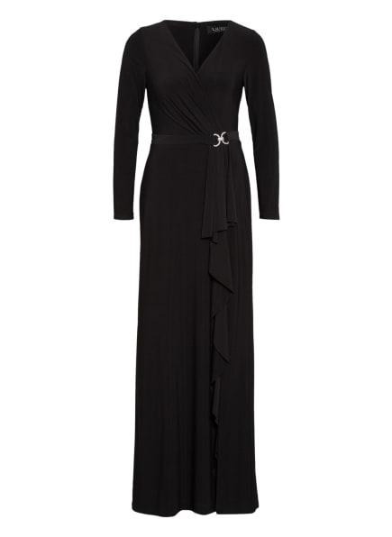 LAUREN RALPH LAUREN Abendkleid LUANA, Farbe: SCHWARZ (Bild 1)