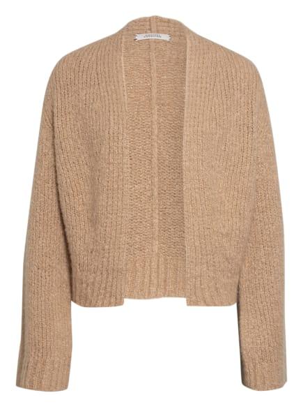 DOROTHEE SCHUMACHER Strickhülle aus Cashmere, Farbe: BEIGE (Bild 1)