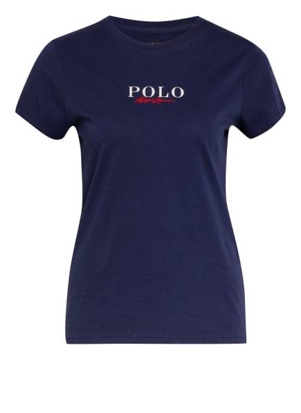 POLO RALPH LAUREN T-Shirt , Farbe: DUNKELBLAU (Bild 1)