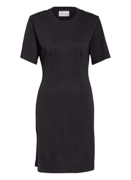 GESTUZ Jerseykleid ANKA , Farbe: SCHWARZ (Bild 1)