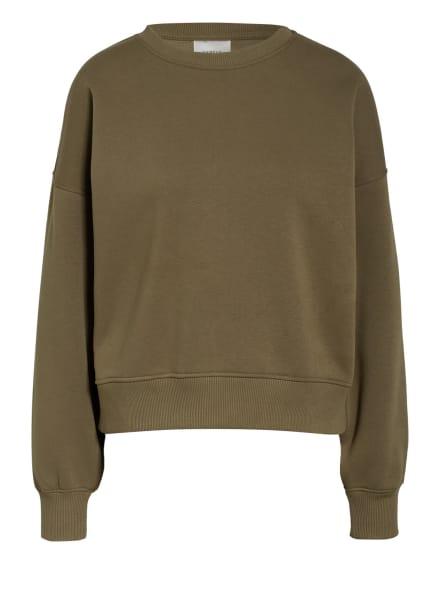GESTUZ Sweatshirt RUBI , Farbe: KHAKI (Bild 1)