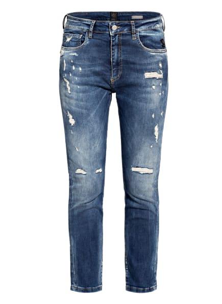 ER ELIAS RUMELIS 7/8- Boyfriend Jeans LEONA, Farbe: 582 Queen-blue (Bild 1)