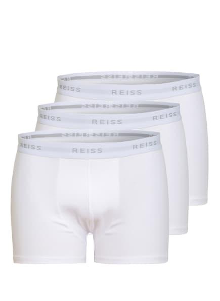 REISS 3er-Pack Boxershorts HELLER , Farbe: WEISS (Bild 1)