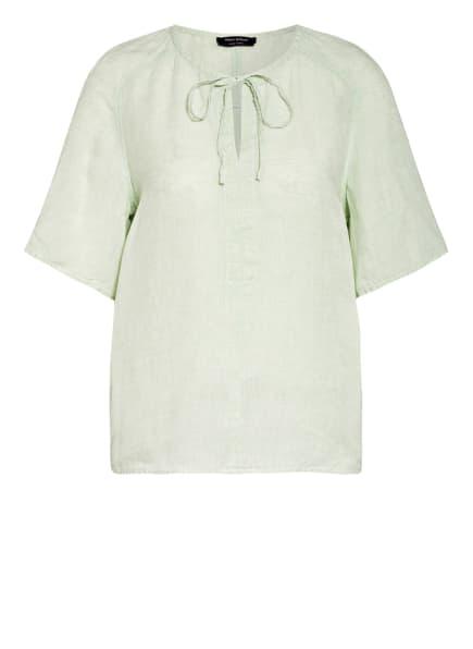 Marc O'Polo Blusenshirt, Farbe: HELLGRÜN (Bild 1)