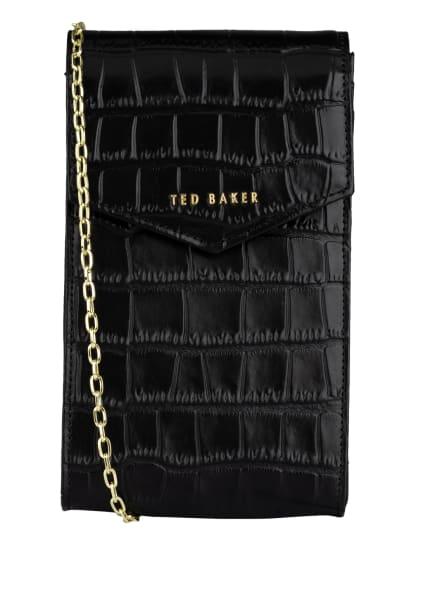 TED BAKER Smartphone-Tasche , Farbe: SCHWARZ (Bild 1)