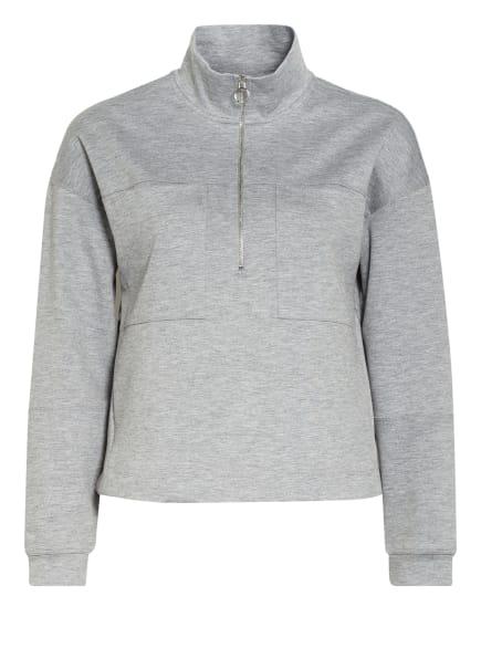 REISS Sweatshirt ETTA, Farbe: HELLGRAU (Bild 1)