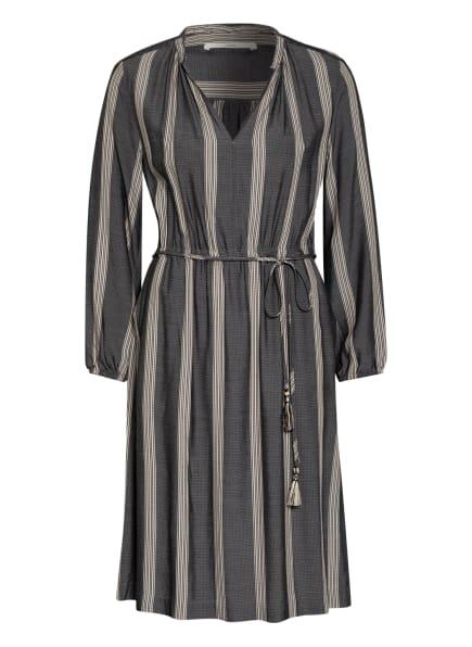 LANIUS Kleid, Farbe: GRAU/ CREME (Bild 1)