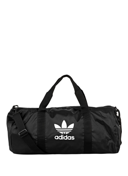 adidas Originals Sporttasche DUFFLE, Farbe: SCHWARZ (Bild 1)