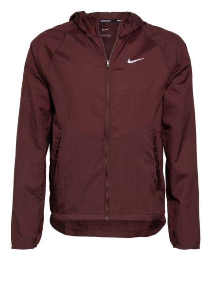 Nike Laufjacke ESSENTIAL, Farbe: DUNKELROT (Bild 1)