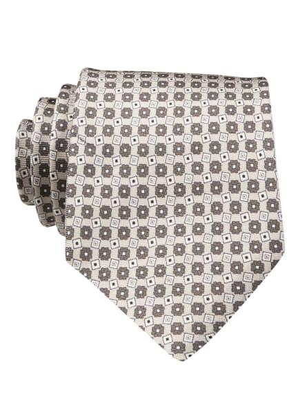 REISS Krawatte MICHEL, Farbe: BEIGE/ BRAUN/ ECRU (Bild 1)