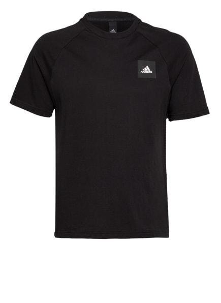 adidas T-Shirt MUST HAVES STADIUM, Farbe: SCHWARZ (Bild 1)