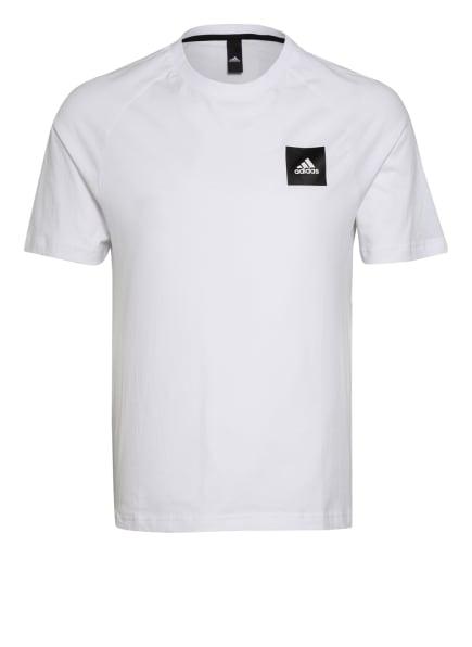 adidas T-Shirt MUST HAVES STADIUM, Farbe: WEISS (Bild 1)