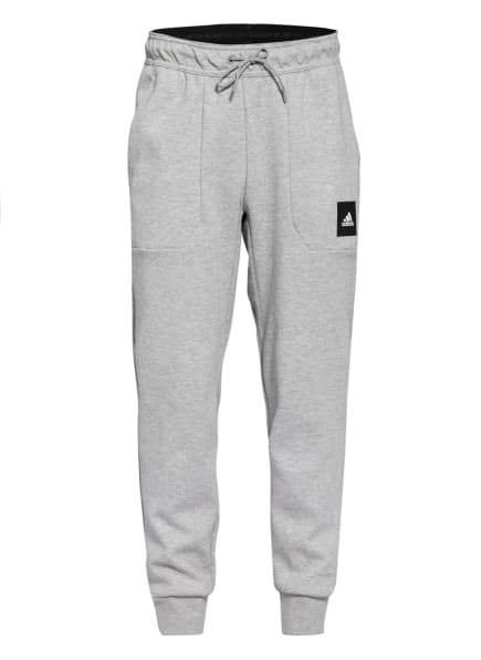 adidas Sweatpants MUST HAVES STADIUM, Farbe: GRAU (Bild 1)