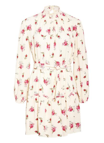 maje Kleid RISOULA, Farbe: CREME/ PINK (Bild 1)