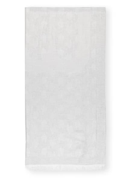 maje Schal EZZAETE mit Glitzergarn, Farbe: SILBER (Bild 1)