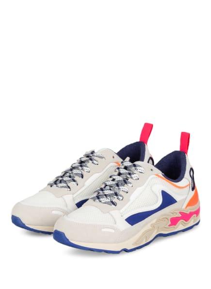 SANDRO Sneaker , Farbe: WEISS/ DUNKELBLAU (Bild 1)
