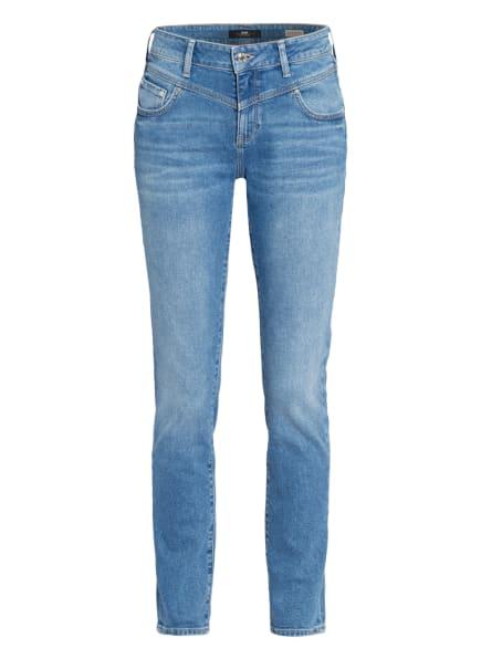 mavi Skinny Jeans SOPHIE, Farbe: 33945 mid brushed denim (Bild 1)