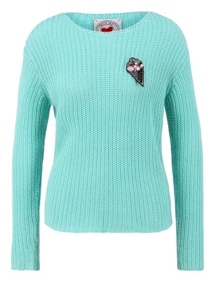 FrogBox Pullover , Farbe: 1510 azure (Bild 1)