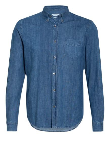 CLOSED Jeanshemd Slim Fit, Farbe: DUNKELBLAU (Bild 1)