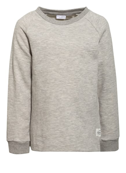name it Sweatshirt, Farbe: WEISS/ HELLGRAU (Bild 1)