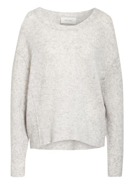 American Vintage Pullover , Farbe: HELLGRAU (Bild 1)