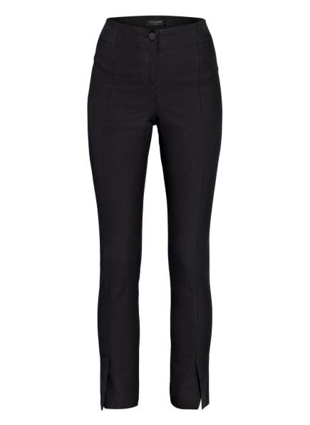 TED BAKER 7/8-Jeans OZETE, Farbe: SCHWARZ (Bild 1)