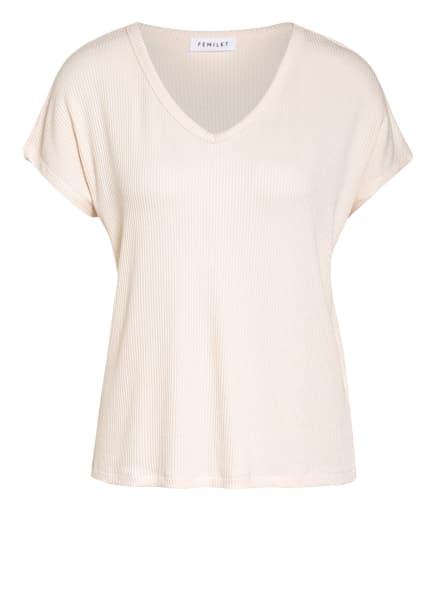 FEMILET Lounge-Shirt LOTTE, Farbe: NUDE (Bild 1)