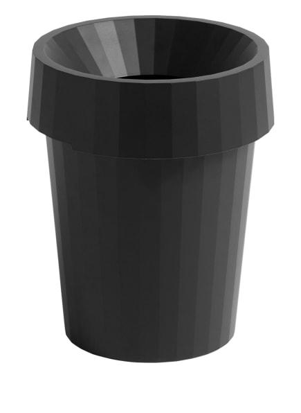HAY Papierkorb SHADE, Farbe: SCHWARZ (Bild 1)