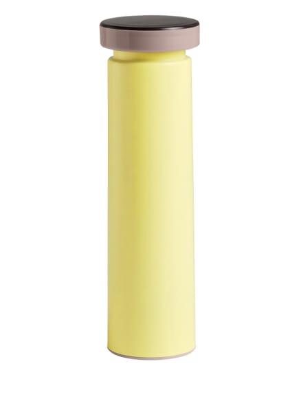 HAY Salz- und Pfeffermühle SOWDEN, Farbe: GELB (Bild 1)