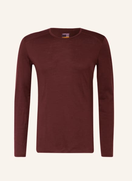icebreaker Funktionswäsche-Shirt 200 OASIS , Farbe: DUNKELROT (Bild 1)