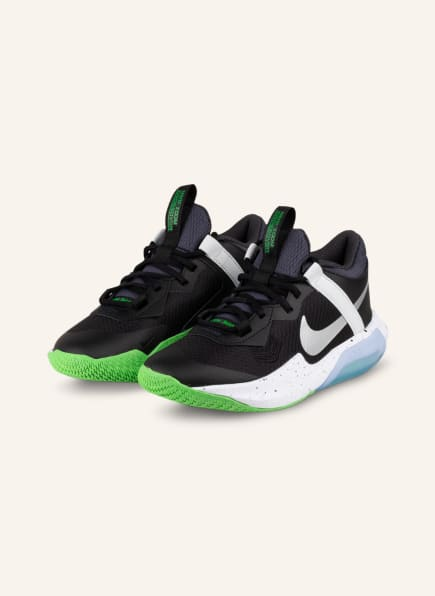 Nike Sneaker AIR ZOOM CROSSOVER, Farbe: SCHWARZ/ NEONGRÜN (Bild 1)