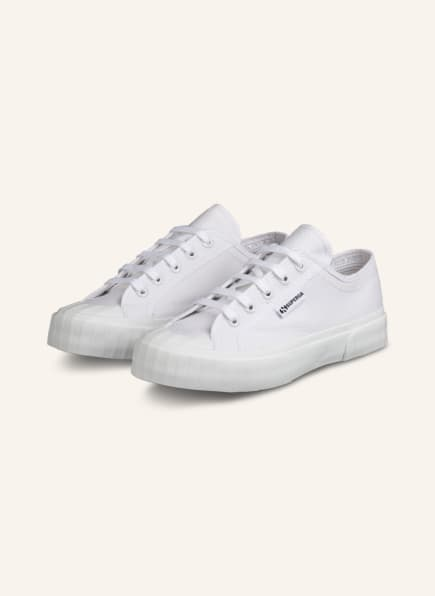 SUPERGA Sneaker 2630, Farbe: WEISS (Bild 1)