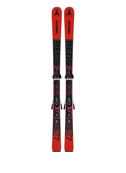 ATOMIC Ski REDSTER S7 + F 12 GW, Farbe: ROT/ SCHWARZ (Bild 1)