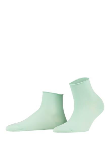 FALKE Socken COTTON TOUCH, Farbe: 7188 jade (Bild 1)