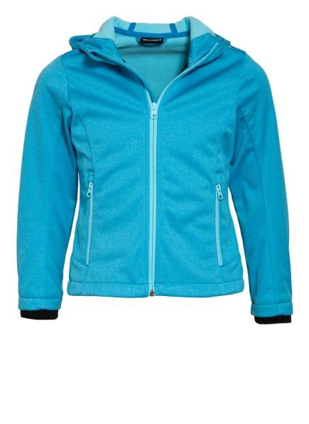 CMP Softshell-Jacke , Farbe: HELLBLAU (Bild 1)