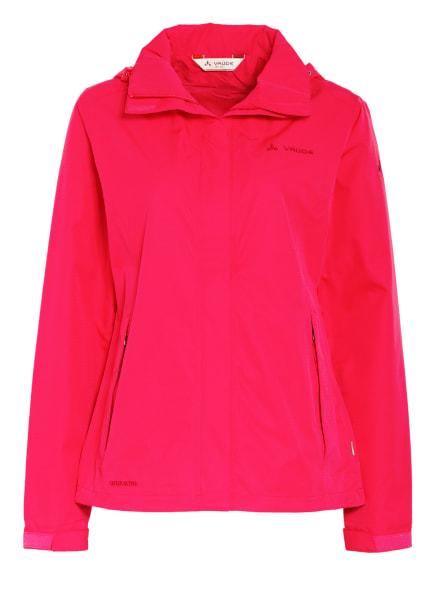 VAUDE Outdoor-Jacke ESCAPE LIGHT, Farbe: PINK (Bild 1)