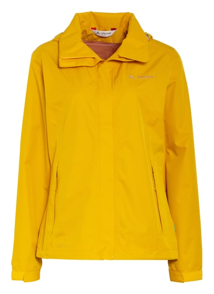 VAUDE Outdoor-Jacke ESCAPE LIGHT, Farbe: DUNKELGELB (Bild 1)