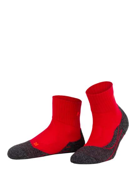 FALKE Trekking-Socken TK2 COOL, Farbe: 8564 ROSE (Bild 1)