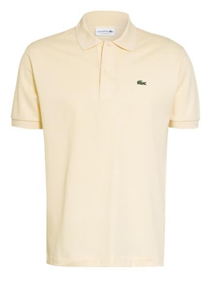 LACOSTE Piqué-Poloshirt Classic Fit, Farbe: ECRU (Bild 1)