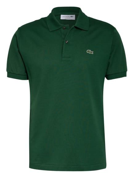 LACOSTE Piqué-Poloshirt Classic Fit, Farbe: GRÜN (Bild 1)