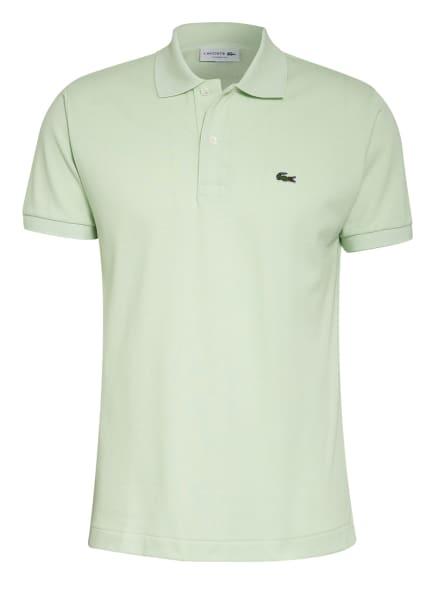 LACOSTE Piqué-Poloshirt Classic Fit, Farbe: HELLGRÜN (Bild 1)