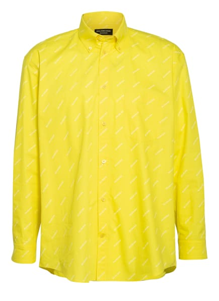 BALENCIAGA Hemd Comfort Fit, Farbe: GELB (Bild 1)