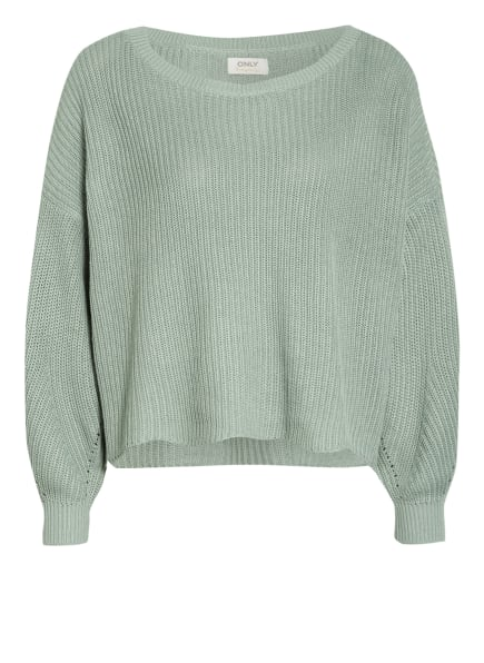 ONLY Pullover , Farbe: PETROL (Bild 1)