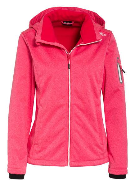 CMP Softshell-Jacke, Farbe: PINK (Bild 1)