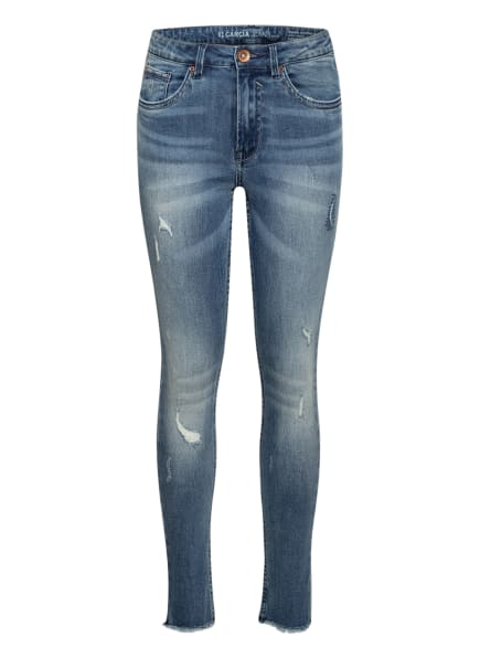 GARCIA Jeans RIANNA Super Slim Fit, Farbe: 8021 flow denim medium (Bild 1)